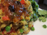 Spicy Curried Lentils and Rice
