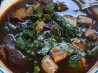Hot and Sour Mushroom Soup (Tom Yum Het). Recipe by KristinV