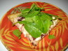 Greek Pita Pizzas - America's Test Kitchen. Recipe by Debbie R.