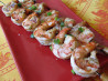 Shrimp in a Spicy, Ginger, Garlic  Marinade. Recipe by Rita~
