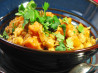 Middle Eastern Chickpea & Rice Stew. Recipe by FloridaNative