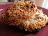 Cherry Almond Mini Scones (Vegan). Recipe by Mindelicious