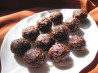 Weight Watchers No-Bake Chocolate Oatmeal Cookies. Recipe by Melanie2590