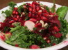 Kick the Winter Blahs Salad (Kale and Beets). Recipe by JanuaryBride