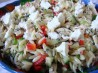Lemony Orzo-Veggie Salad With Chicken. Recipe by Haley K