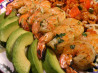 Cilantro Lime Shrimp With a Honey Lime Dipping Sauce. Recipe by Stacie B.