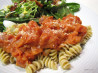 Tomato and Cream Pasta Sauce. Recipe by Gadgetsmidnight