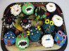 Mummys, and Monsters and Spiders, Oh My! Cupcakes