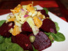 Sweet Sauteed Beets With an Orange, Onion & Fennel Relish. Recipe by SarasotaCook
