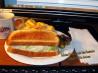 Delicious Chicken Avocado Salad Sandwiches. Recipe by BecR