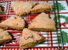 Low Fat Dried Fruit Scones. Recipe by Mysterygirl