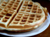 Super Easy, Super Tasty Vegan Waffles. Recipe by Lalaloula