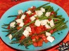 Roasted Asparagus & Peppers With Feta. Recipe by Paris D