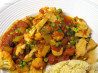 Chicken Cauliflower Curry. Recipe by Deantini
