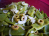 South Africa Green Bean Salad. Recipe by Papa D 1946-2012
