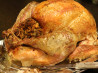 Roast Turkey with Old Fashioned Bread Stuffing