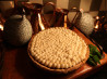 Pumpkin Pie With White Chocolate Whipped Cream. Recipe by SomebodysMother