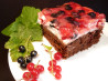 Chocolate Berries Cake With Mascarpone. Recipe by awalde