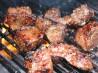 Ginger Beef Kabobs. Recipe by breezermom