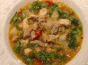 Spicy Chicken Vegetable Soup. Recipe by Sackville