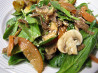 Steak  Spinach Sesame Salad. Recipe by Dienia B.