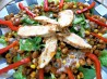 Spicy Warm Chicken Salad. Recipe by weekend cooker