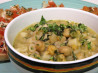 Pasta E Ceci - Pasta With Chickpeas. Recipe by ThatCaptJim