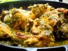 Lemony Chicken With Fresh Coriander (Madhur Jaffrey)