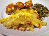 Spanish Omelette. Recipe by CJAY