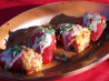 Stuffed Piquillo Peppers. Recipe by breezermom