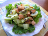 Honey Mustard Chicken Salad. Recipe by Buzymomof3