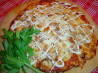 Buffalo Garlic Ranch Pizza #RSC