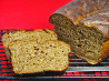 Fig Walnut Wheat Yeast Bread (ABM). Recipe by Mikekey