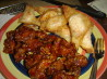 Homemade General Tso's Chicken. Recipe by heartshapedpan
