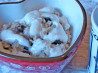 Cinnamon Roll Oatmeal. Recipe by Dienia B.