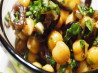 Summery Garbanzo Bean Salad (Vegan Friendly). Recipe by Cookgirl