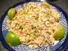 Easy Chicken Pad Thai (Without Tamarind). Recipe by diner524