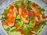 Thai Style Chicken Salad. Recipe by Missy Wombat