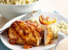 Peachy Grilled Chicken. Recipe by McCormick Grill Mates