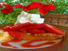 Cream Cheese Pound Cake With Strawberries and Cream. Recipe by Bev