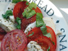 Fresh Mozzarella-Tomato-Basil Salad. Recipe by Bev