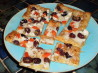 White Pizza Appetizers (Puff Pastry). Recipe by Rita~