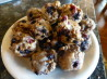 Low Fat Blueberry Cranberry Bran Muffins. Recipe by peleegal