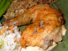French Roast Chicken. Recipe by ChipotleChick