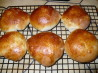 Fabulous and Easy Dinner Rolls. Recipe by Tracy Graves