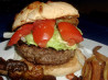 California Dreamin' Lamb Burgers. Recipe by Leslie in Texas