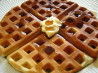 Soft Waffles. Recipe by HeatherFeather