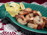 Garlic White Pepper Prawns. Recipe by WaterMelon