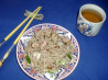 Chicken and Soba Noodle Salad. Recipe by JustJanS