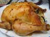 Lemon Garlic Roast Chicken. Recipe by Marie